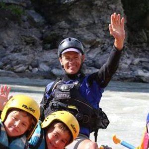 Guide rafting et kayak sur la Durance et Guil
