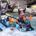 Rafting Rabioux Durance
