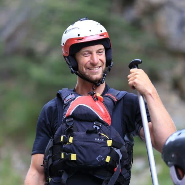 Gui de rafting kayak sur le Guil et Durance