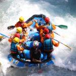 Alpes du sud embrun rafting kayak airboat  Gyronde Guil Durance Ubaye Queyras